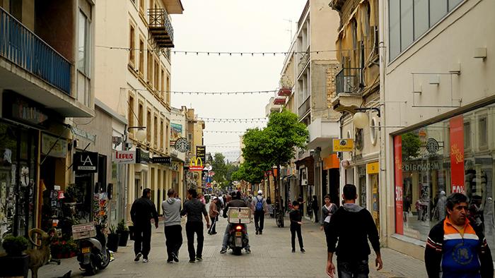 Ledra_Street_Nicosia_Cyprus_Europe_Davidsbeenhere