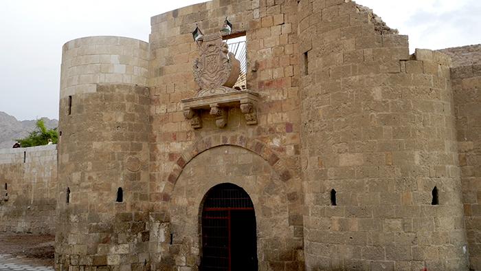 Mamluk_Fort_Aqaba_Jordan_MiddleEast_Davidsbeenhere