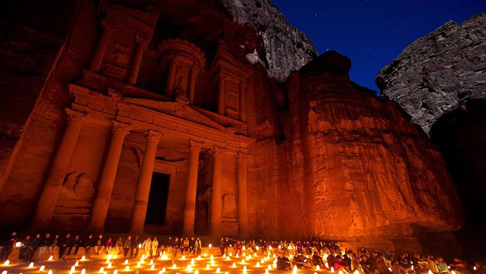 Petra_at_Night_Jordan_Middle_East_Davidsbeenhere