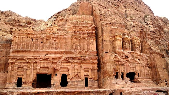 Royal_Tombs_Jordan_Middle_East_Davidsbeenhere