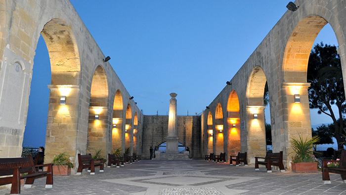 Upper_Barrakka_Gardens_Valletta_Malta_Europe_Davidsbeenhere