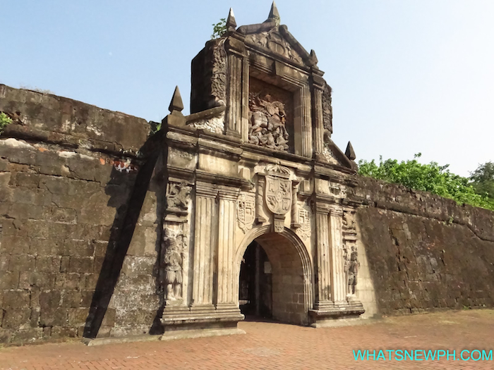 Intramuros-Fort Santiago-phillippines-davidsbeenhere