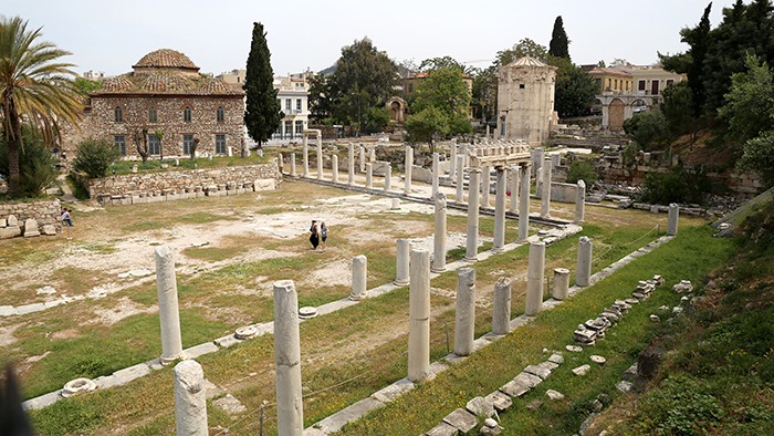 Roman_Ruins_of_Athens_Greece_Davidsbeenhere
