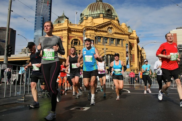 melbourne-maration