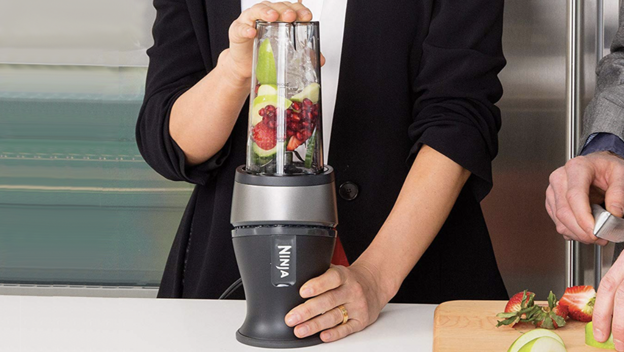 Taking a Portable Blender with You While Traveling - David's Been Here